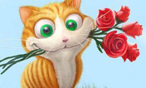Блог любителей котов и кошек поздравляет с 8 марта
